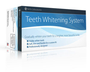 Bella teeth whitening