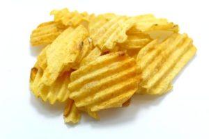 Unhealthy food snacks