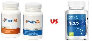 Phen24 vs ph.375