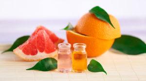 Natural appetite suppressants - grapefruit essential oil
