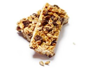 Granola bar foods that slow metabolism