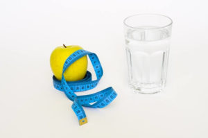 Drinking water to lose weight