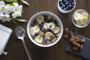 Healthy weight loss breakfast