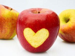Healthy benefits of apples