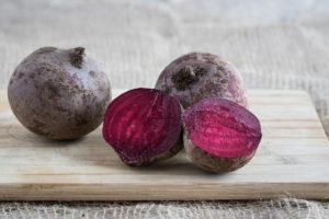 High fiber foods beet