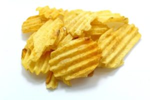 Unhealthy food snacks