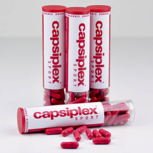 Capsiplex sport fat burner