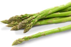 Asparagus zero calorie foods