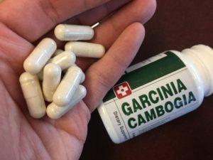 Garcinia dosage