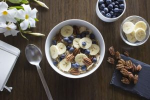 Healthy weight loss breakfast