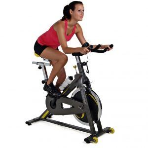 stationary cycling for weight loss