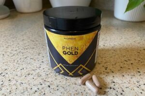 Phengold dosage